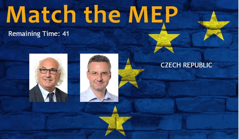 Match the MEP - ELif Lab